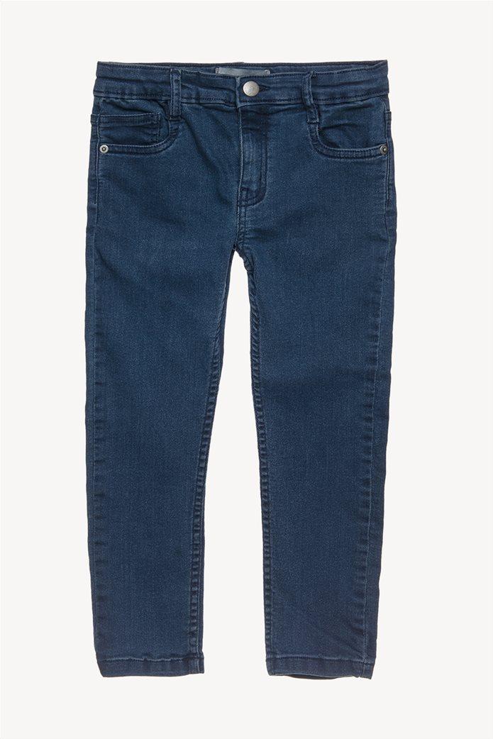 Alouette παιδικό παντελόνι τζην σε ίσια γραμμή 0
