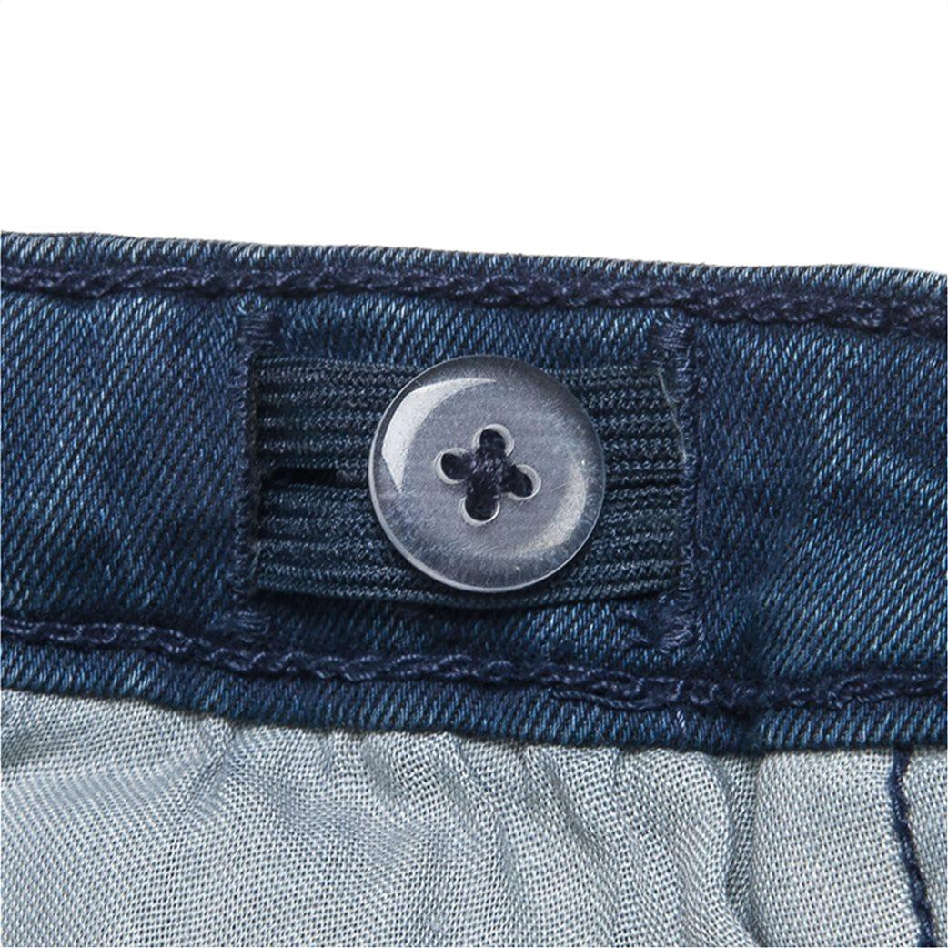 Alouette παιδικό παντελόνι τζην σε ίσια γραμμή 3