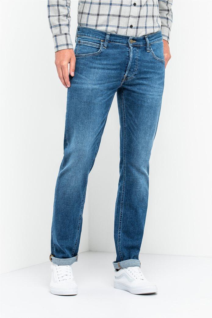 Lee Daren regular slim ανδρικό τζην παντελόνι Blue Drop 1