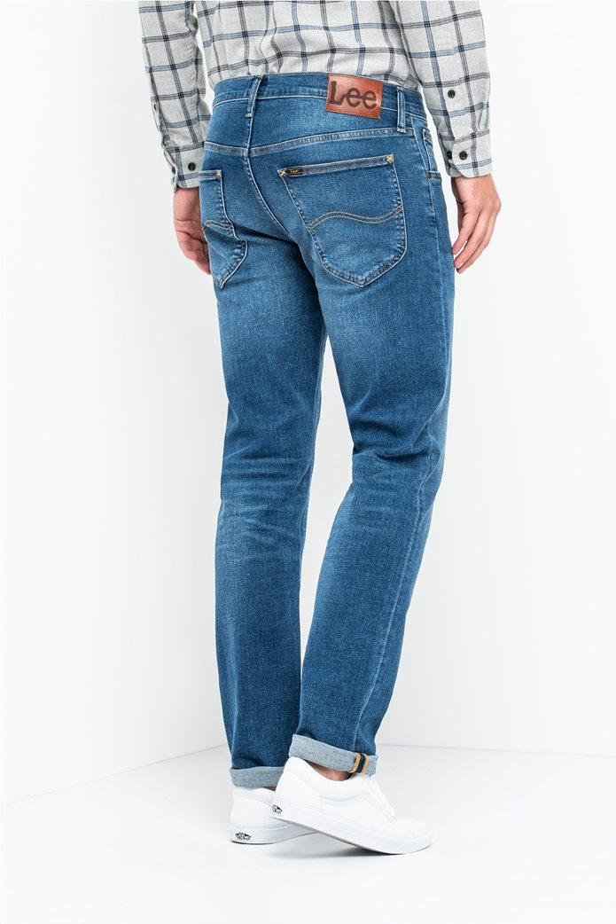 Lee Daren regular slim ανδρικό τζην παντελόνι Blue Drop 2