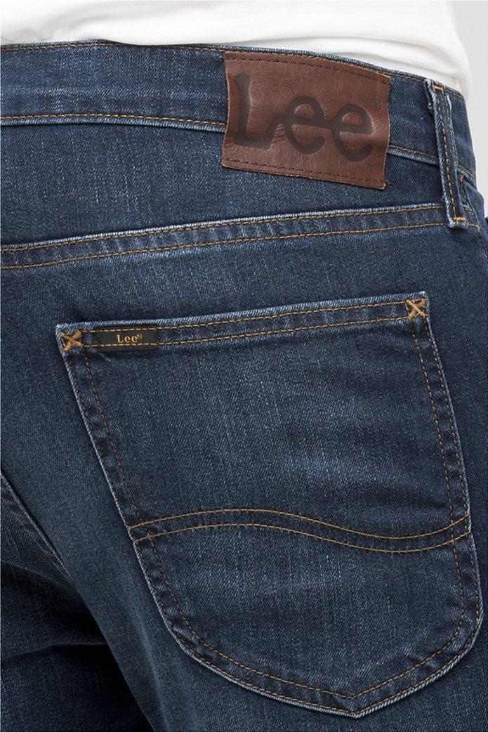 Lee Luke Slim Tapered ανδρικό τζην παντελόνι True Authentic 3