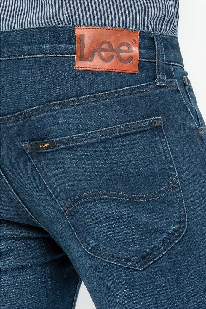 Lee Daren Zip Fly regular slim ανδρικό τζην παντελόνι Dark Used 3
