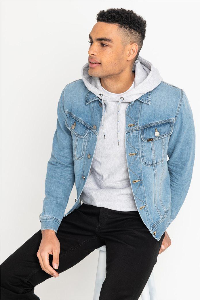 Lee ανδρικό τζην jacket Slim Rider 5