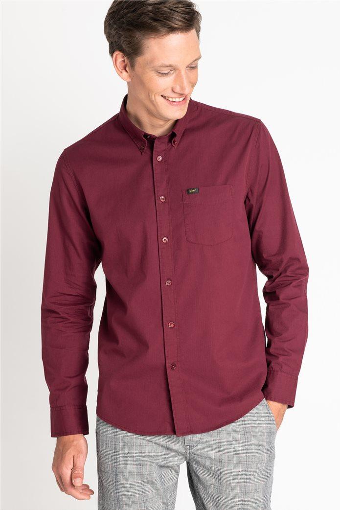 "Lee ανδρικό πουκάμισο ""Button Down"" 0"