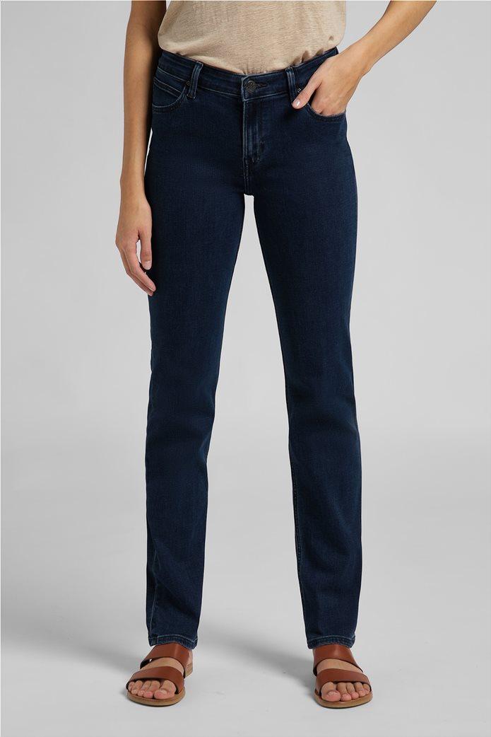Lee γυναικείο τζην παντελόνι πεντάτσεπο Regular Fit ''Marion'' 0