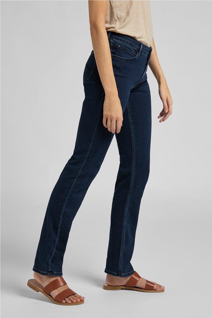 Lee γυναικείο τζην παντελόνι πεντάτσεπο Regular Fit ''Marion'' 1