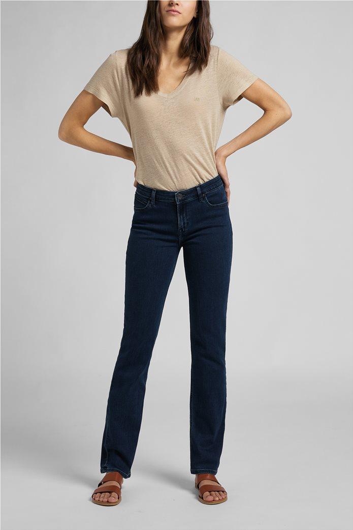Lee γυναικείο τζην παντελόνι πεντάτσεπο Regular Fit ''Marion'' 2