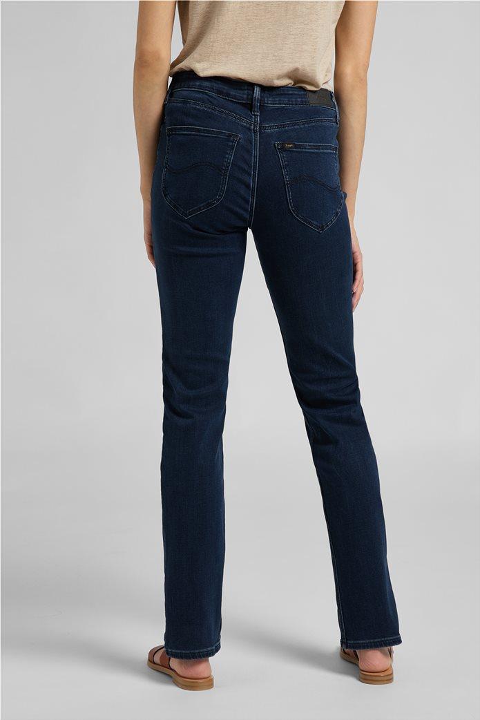 Lee γυναικείο τζην παντελόνι πεντάτσεπο Regular Fit ''Marion'' 3
