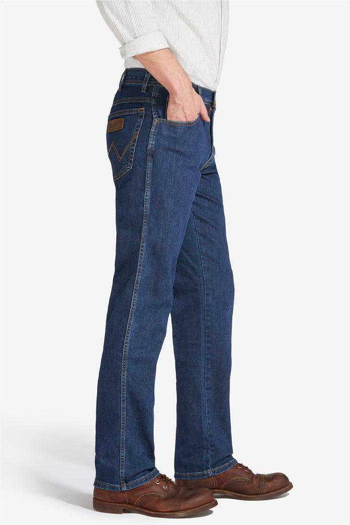 Wrangler ανδρικό παντελόνι τζην Texas Stretch Darkstone 0