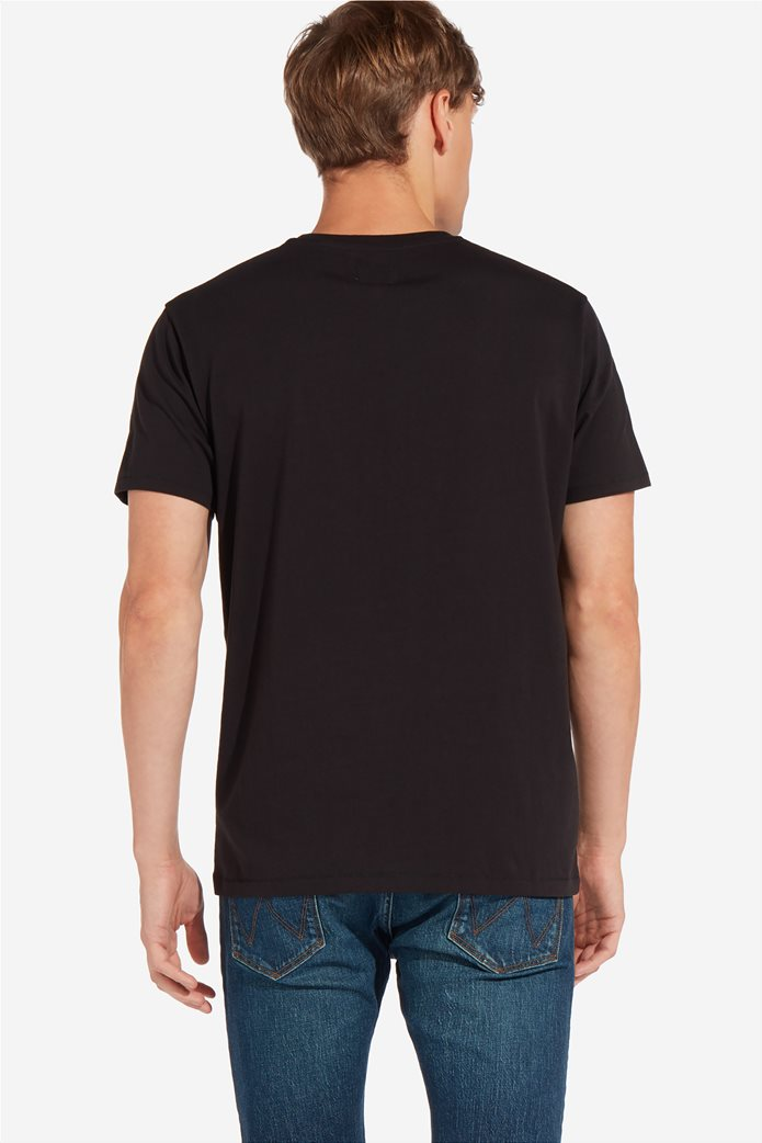 "WranglerανδρικόT-shirt""Sign Off Tee"" 3"