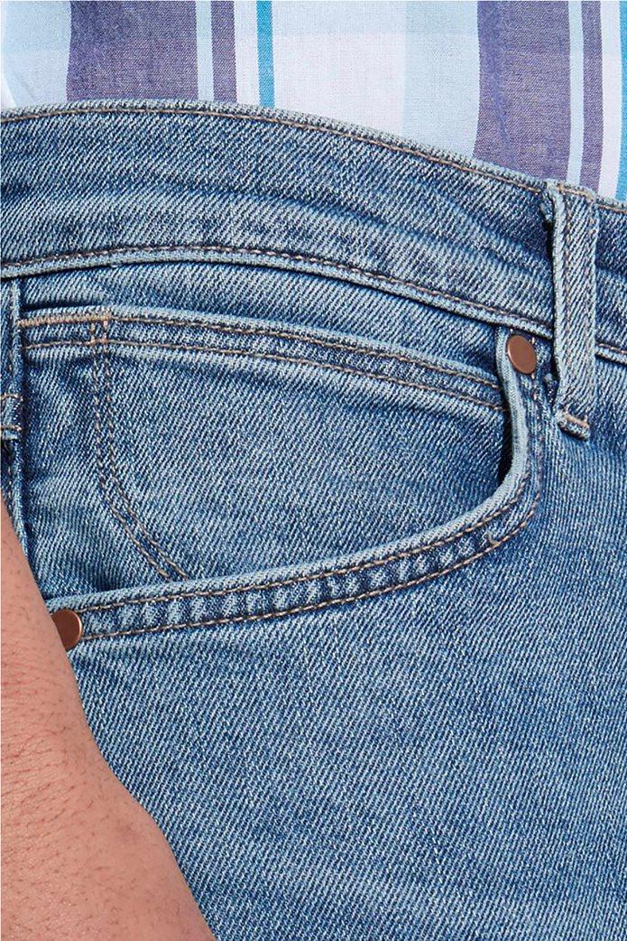 Wrangler ανδρικό τζην παντελόνι Larston Blue Charm 4