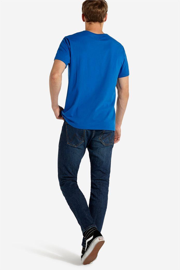 """Wrangler ανδρικό T-shirt με στάμπα """" Desert """" 1"""