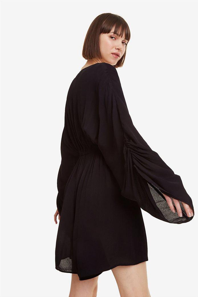 Desigual γυναικεία ολόσωμη φόρμα με κεντήματα Soraya 4