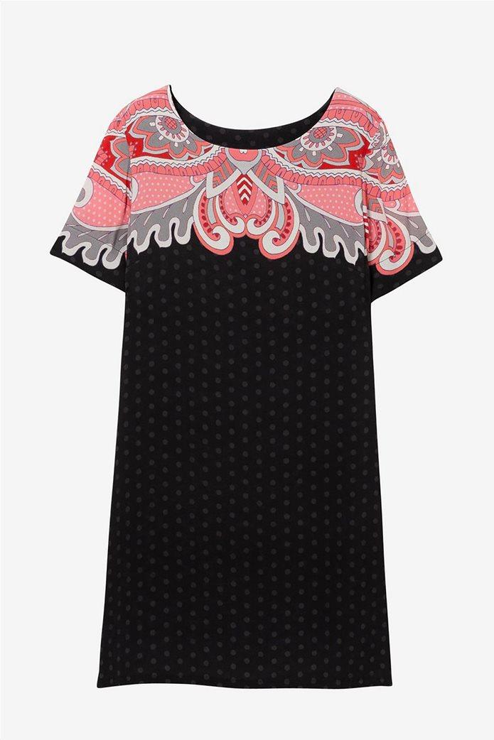 "Desigual γυναικείο φόρεμα ""Tunica"" 2"