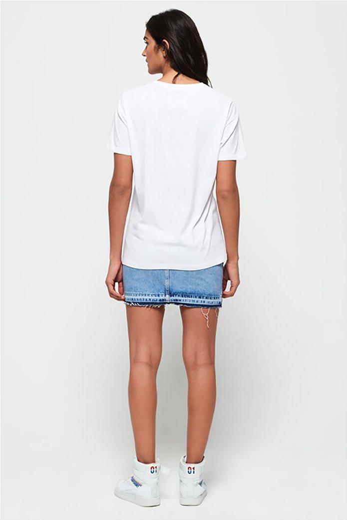 Superdry γυναικείο T-shirt με φάσα SDRY Portland 3