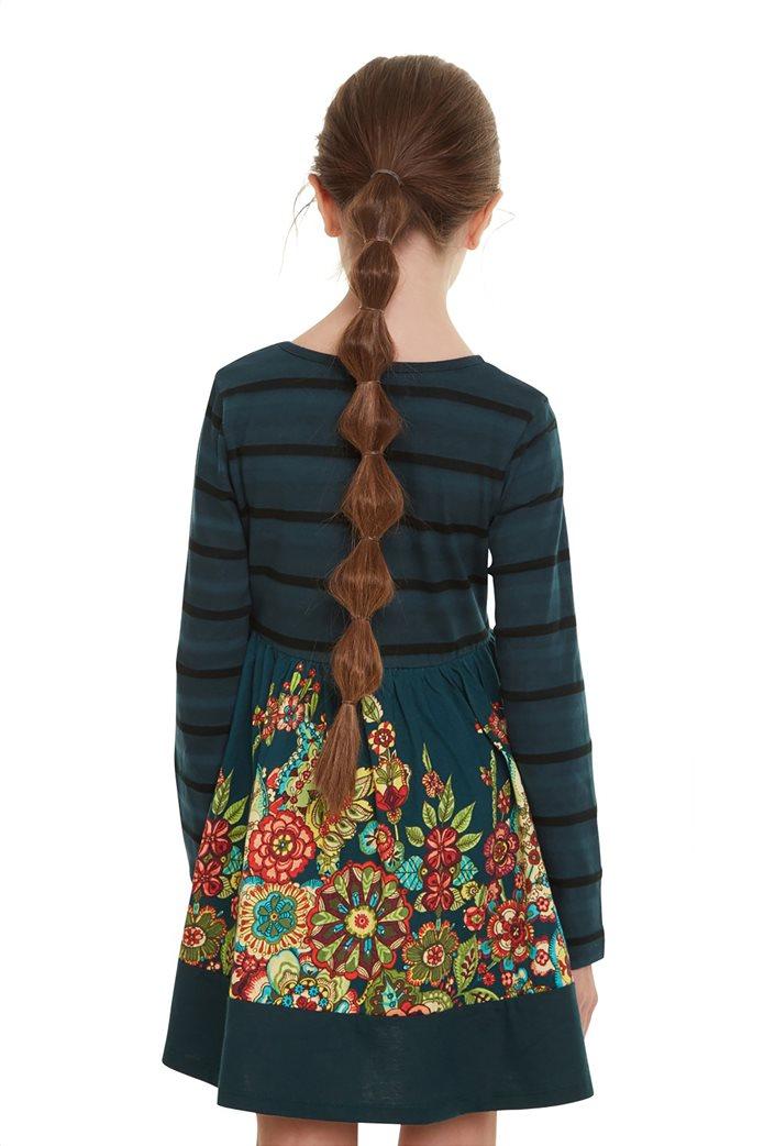 "Desigual παιδικό φόρεμα ""Physalis"" 1"