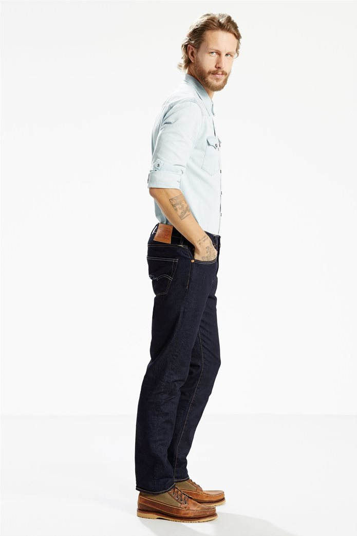 Levi's ανδρικό τζην παντελόνι 511™ Slim Fit (32L) Μπλε Σκούρο 0