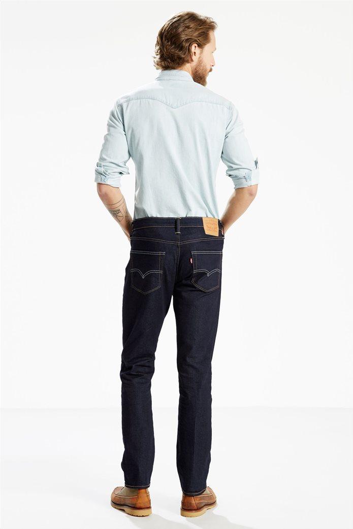 Levi's ανδρικό τζην παντελόνι 511™ Slim Fit (32L) Μπλε Σκούρο 1