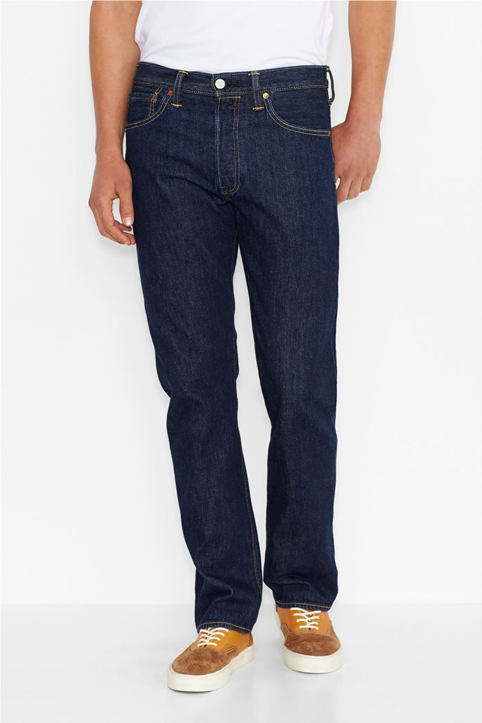 Levi's ανδρικό τζην παντελόνι 501® Original Fit Onewash 0
