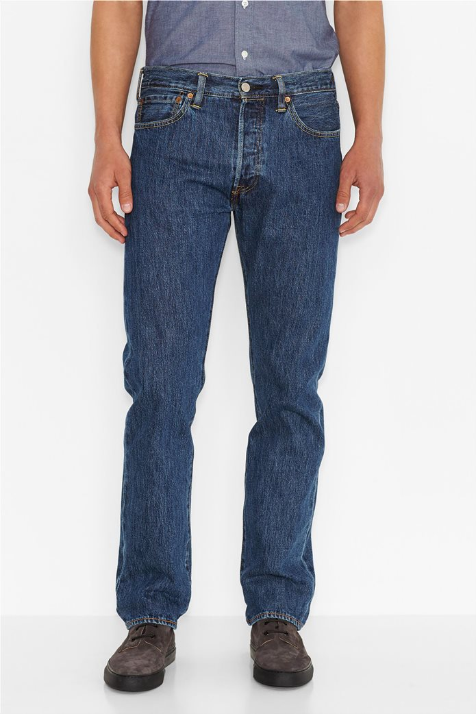 Levi's ανδρικό τζην παντελόνι 501® Original Fit (32L) 0