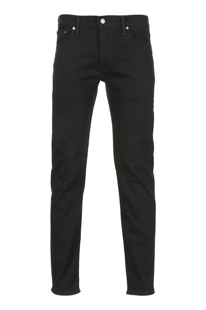 Levi's ανδρικό τζην παντελόνι μαύρο 502™ Regular Taper (34L) Μαύρο 3