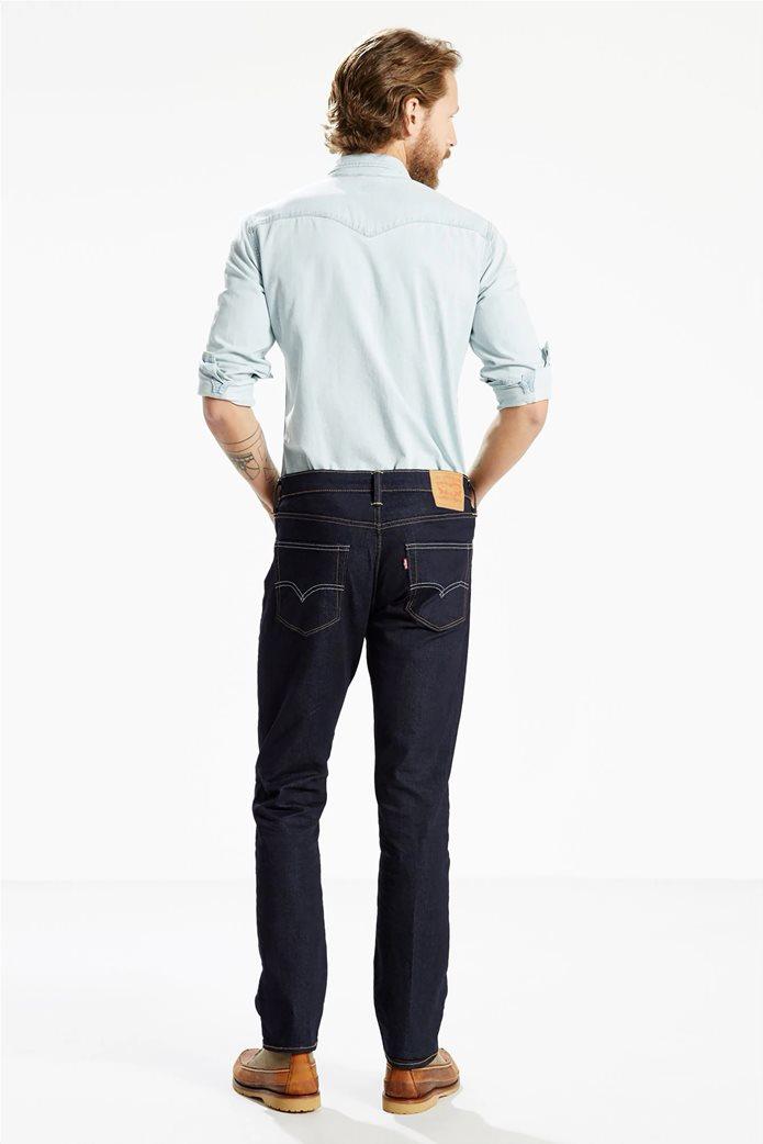 Levi's ανδρικό τζην παντελόνι 511™ Slim Fit (32L) Μπλε Σκούρο 2