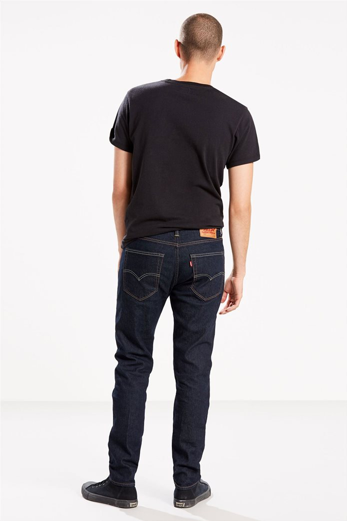 Levi's ανδρικό τζην παντελόνι μπλε σκούρο 512™ Slim Taper Fit (34L) Μπλε Σκούρο 2