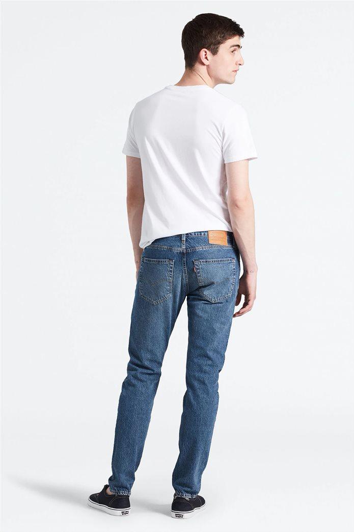 Levi's ανδρικό τζην παντελόνι 512™ Slim Taper Fit (32L) Μπλε Ανοιχτό 2