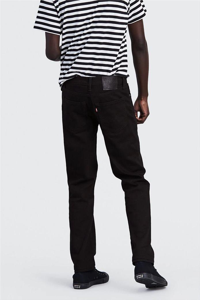 Levi's ανδρικό τζην παντελόνι μαύρο 511™ Slim Fit Nightshine (36L) Μαύρο 2