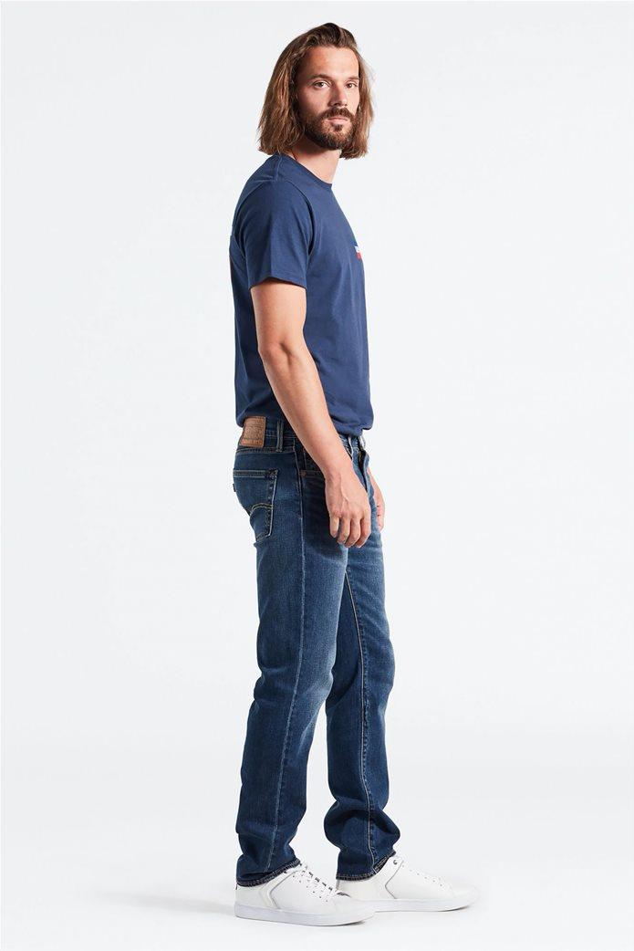 Levi's ανδρικό τζην παντελόνι 511™ Slim Fit (34L) Μπλε Σκούρο 3