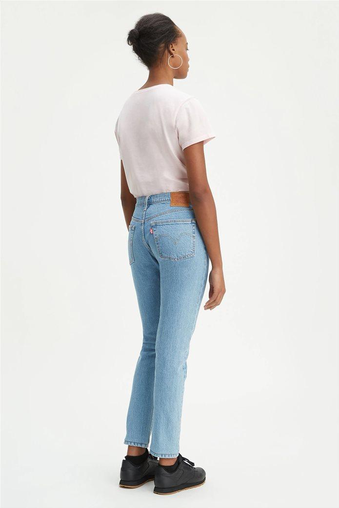 Levi's γυναικείο τζην παντελόνι 501® Women's Blue 30L 2