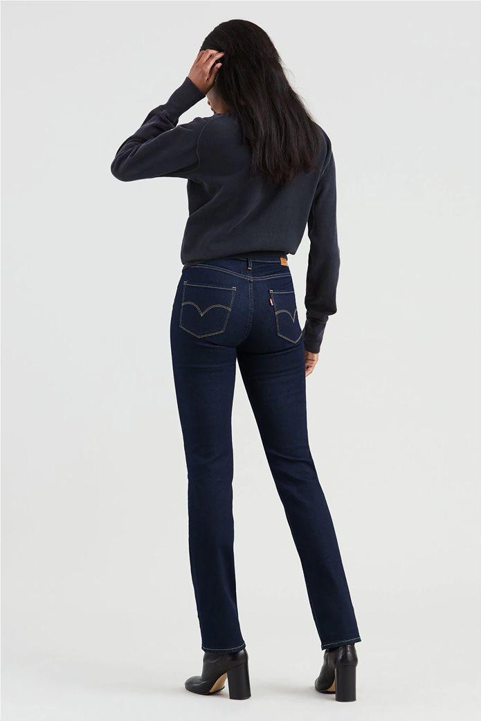 Levi's γυναικείο τζην παντελόνι 724 High Rise Straight (34L) 2