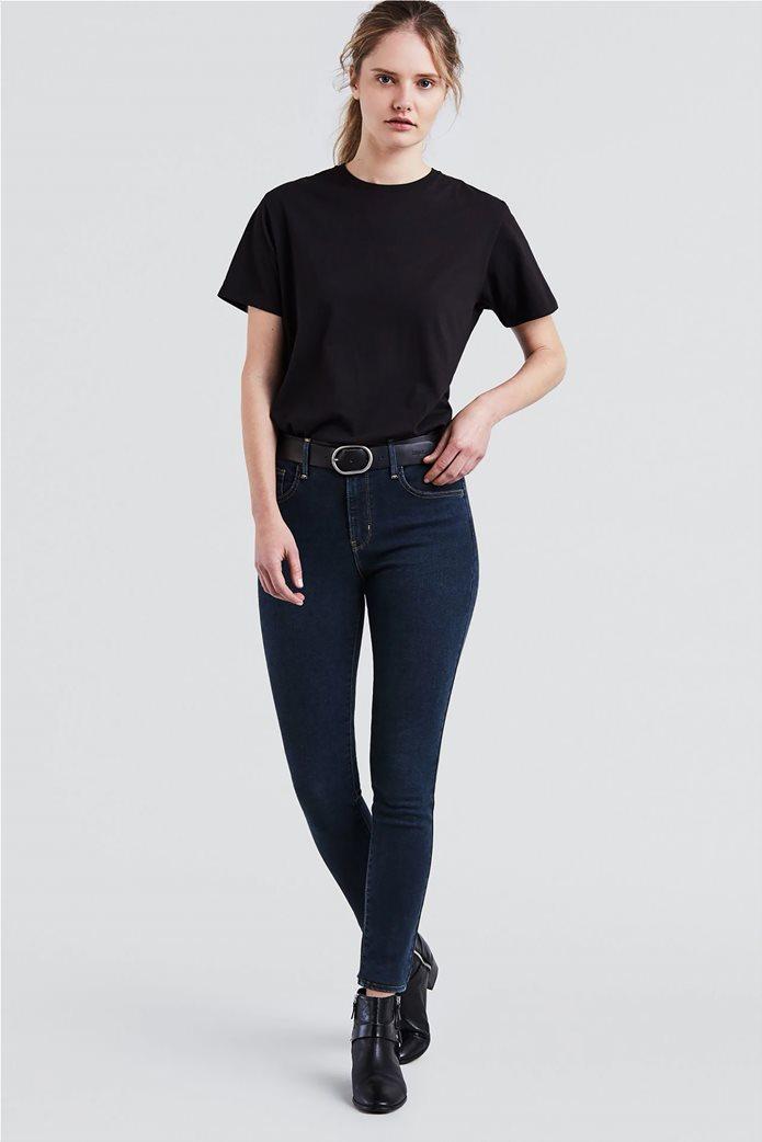 Levi's γυναικείο τζην παντελόνι 720™ High-Waisted Super Skinny (30L) Μπλε Σκούρο 0