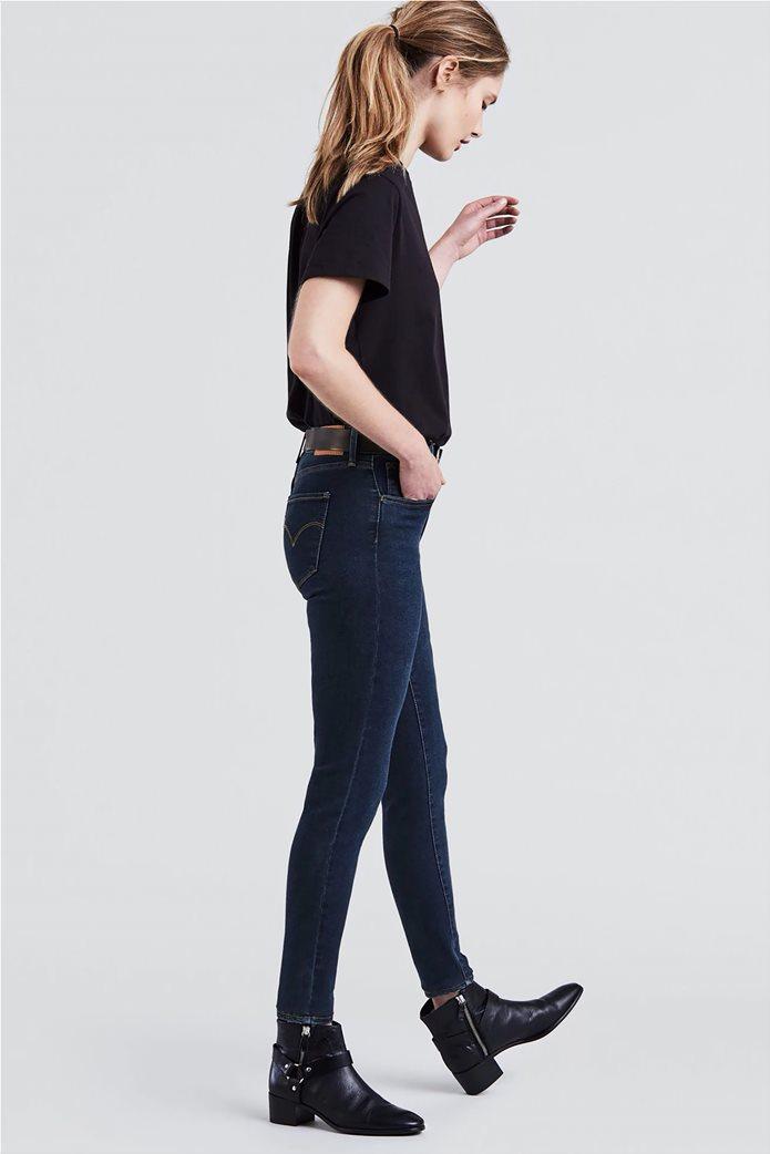 Levi's γυναικείο τζην παντελόνι 720™ High-Waisted Super Skinny (30L) Μπλε Σκούρο 1