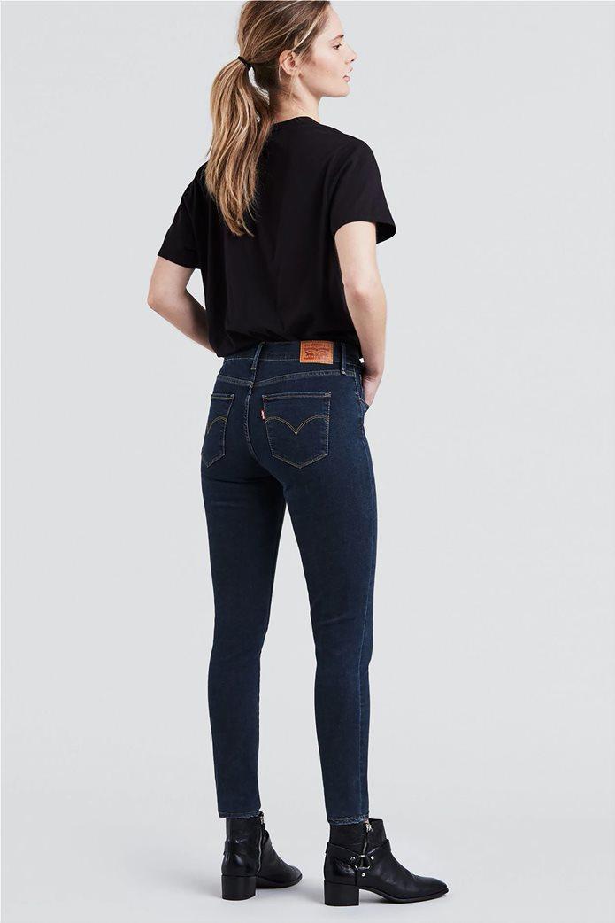 Levi's γυναικείο τζην παντελόνι 720™ High-Waisted Super Skinny (30L) Μπλε Σκούρο 2