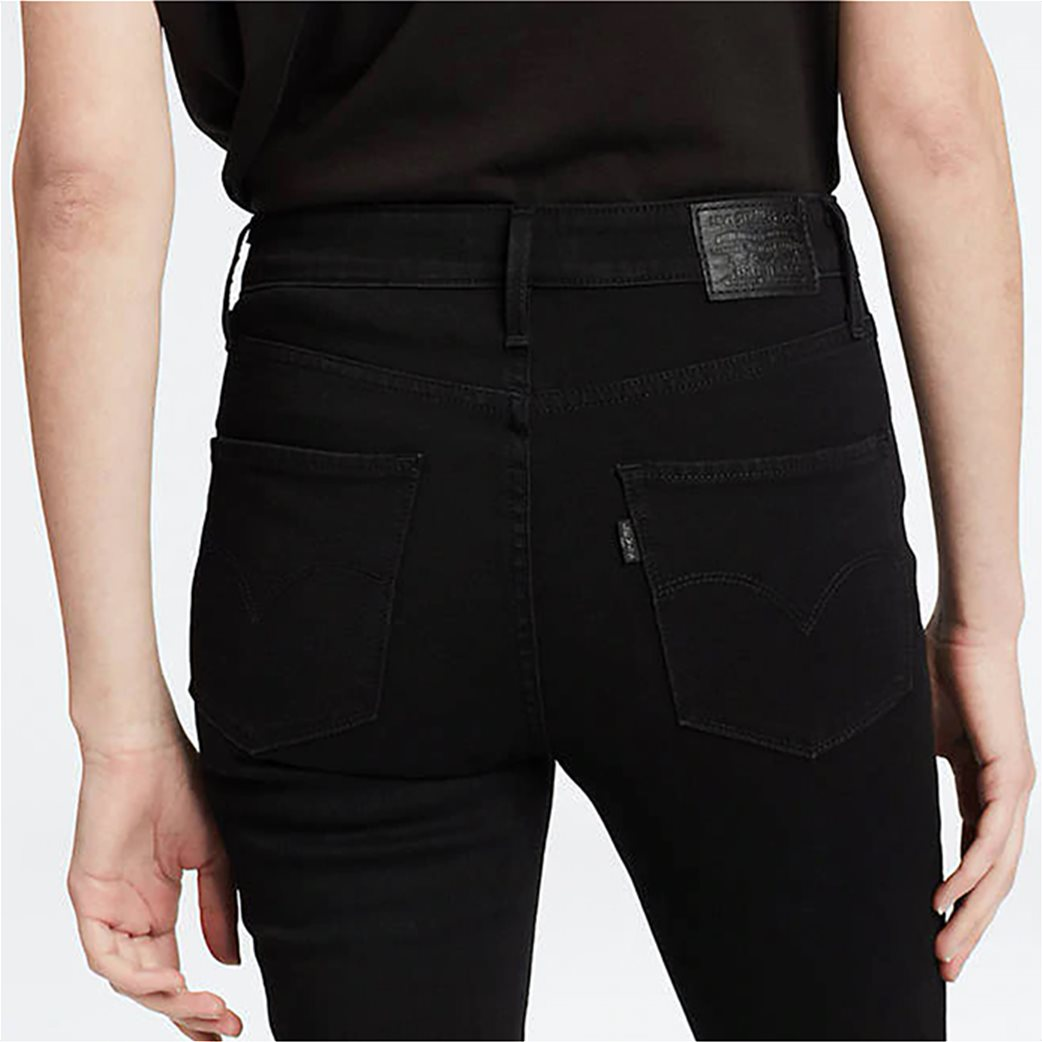 Levi's γυναικείο τζην παντελόνι 721 High Rise Skinny Jeans 30L 3