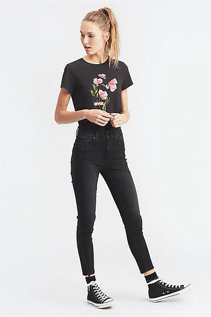 Levi's γυναικείο τζην παντελόνι 721 High Rise Skinny Jeans 0