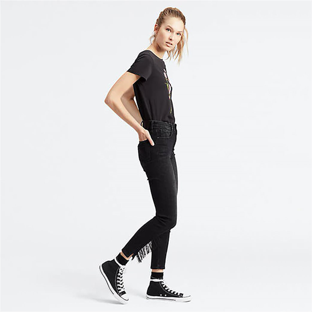 Levi's γυναικείο τζην παντελόνι 721 High Rise Skinny Jeans 2