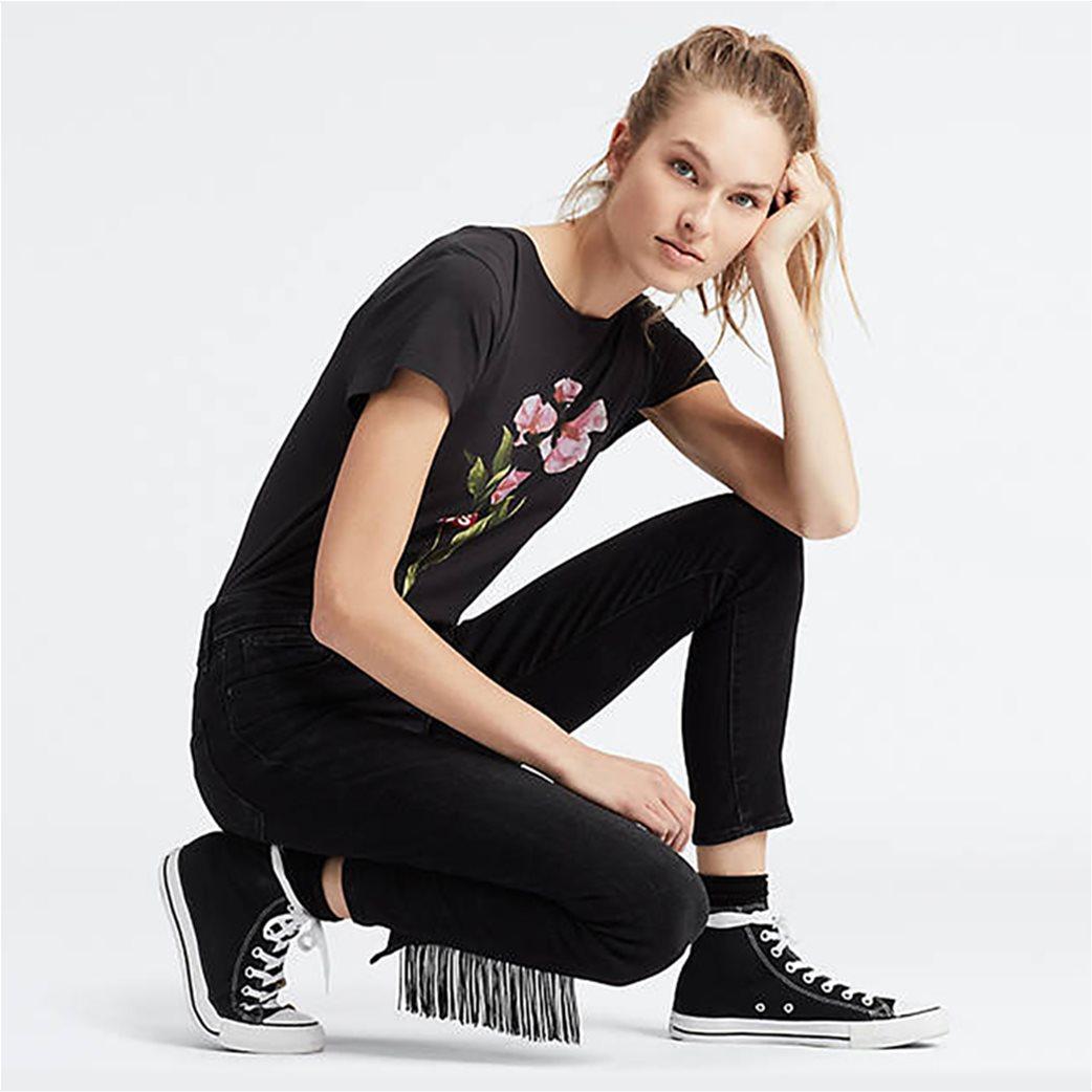 Levi's γυναικείο τζην παντελόνι 721 High Rise Skinny Jeans 3