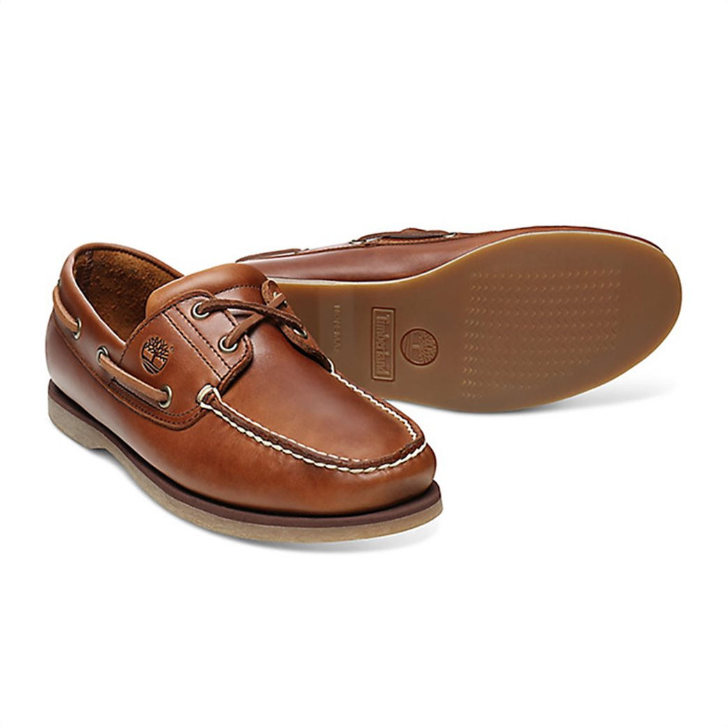Timberland ανδρικά boat shoes Classic 2-Eye 4