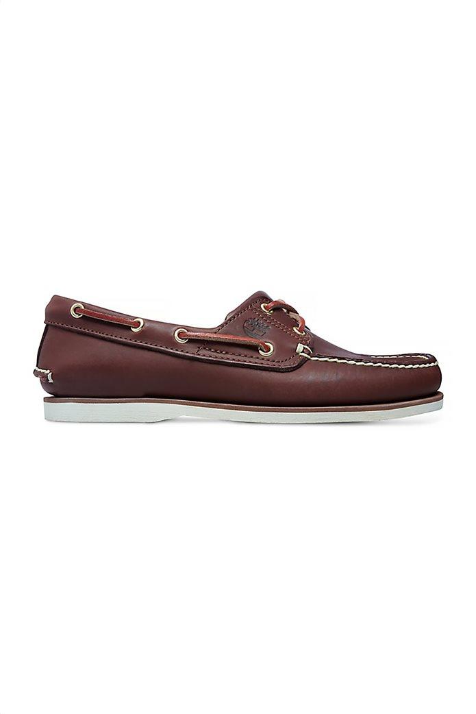 Timberland ανδρικά δερμάτινα παπούτσια Classic 2-Eye Boat 0