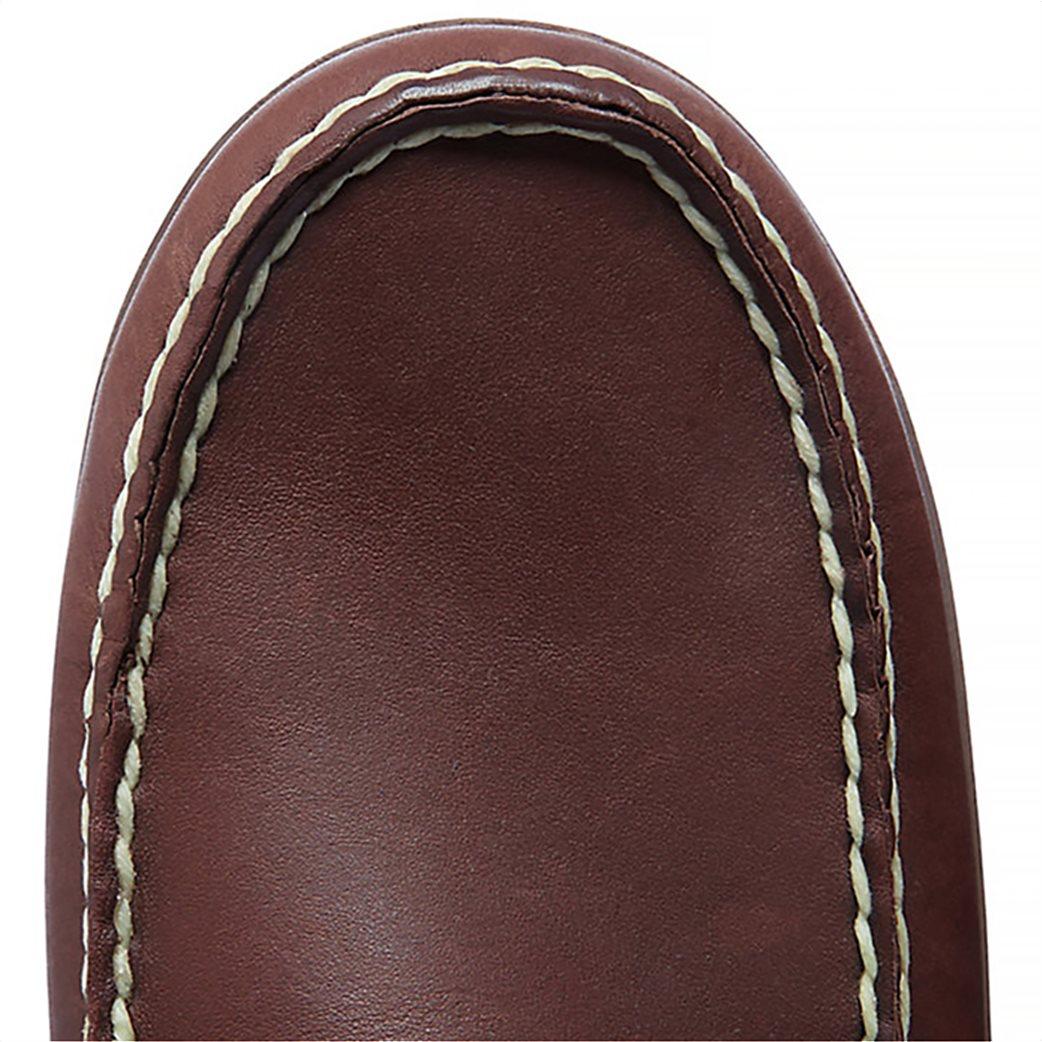 Timberland ανδρικά δερμάτινα παπούτσια Classic 2-Eye Boat 5