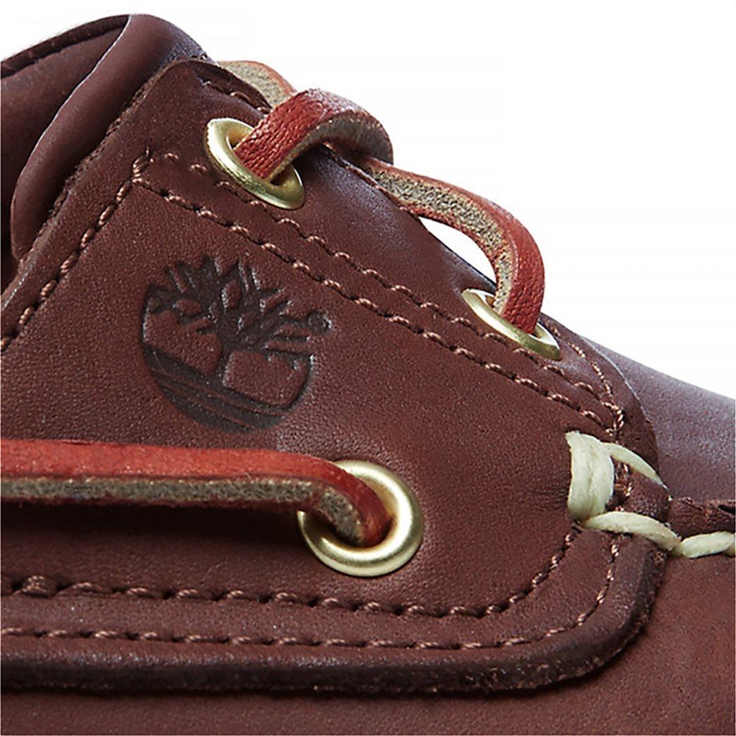 Timberland ανδρικά δερμάτινα παπούτσια Classic 2-Eye Boat 6