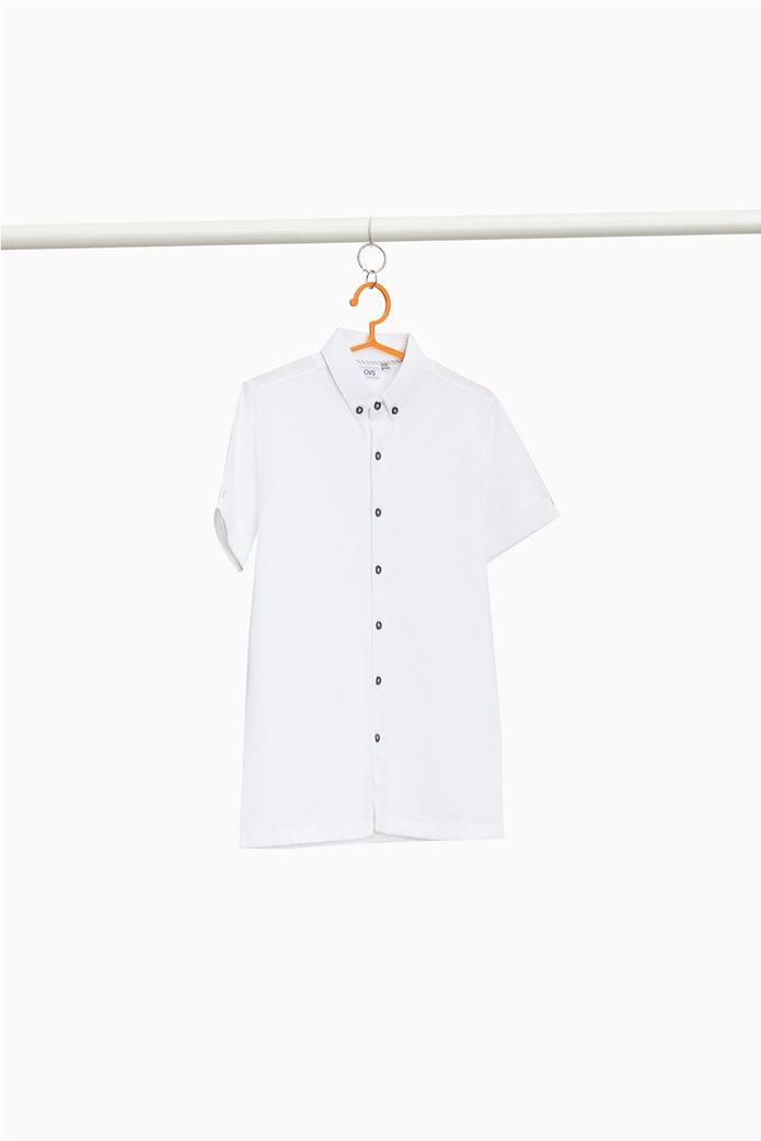 Παιδικό piquet πουκάμισο (9-14 ετών) OVS 0