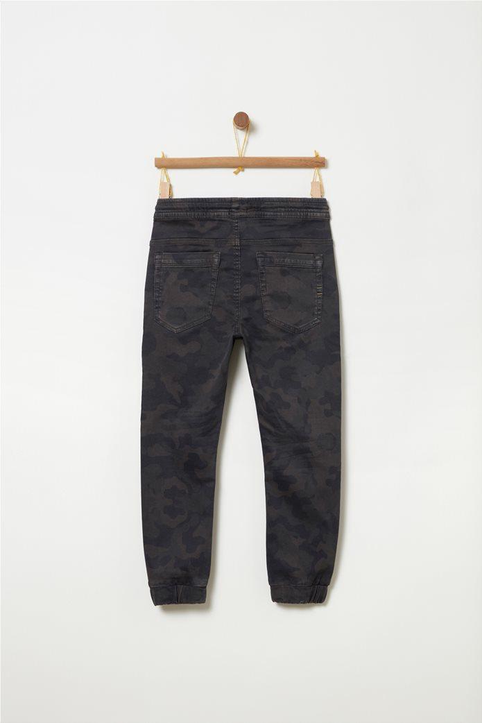 OVS Παιδικόjogger παντελόνι καμουφλάζ με λάστιχο 1