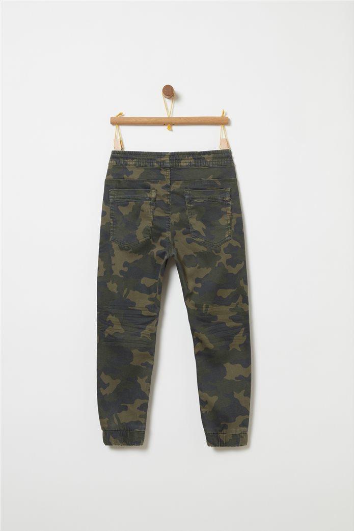 OVS Παιδικόjogger τζην παντελόνι παραλλαγή με λάστιχο 1
