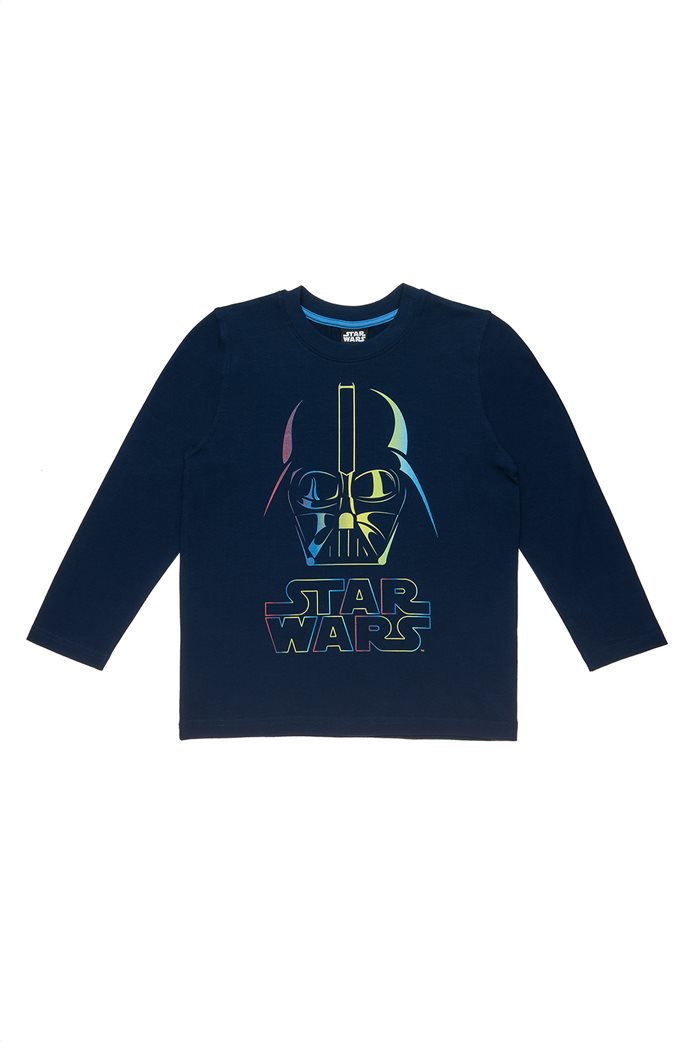 Alouette παιδικό μακρυμάνικη μπλούζα με print Star Wars Darth Vader (6-14 ετών) 0