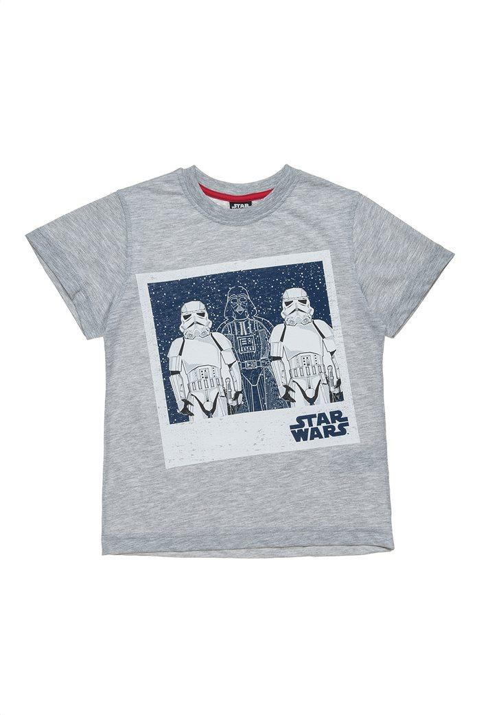 Alouette παιδικό T-shirt με print Star Wars (6-14 ετών) 0