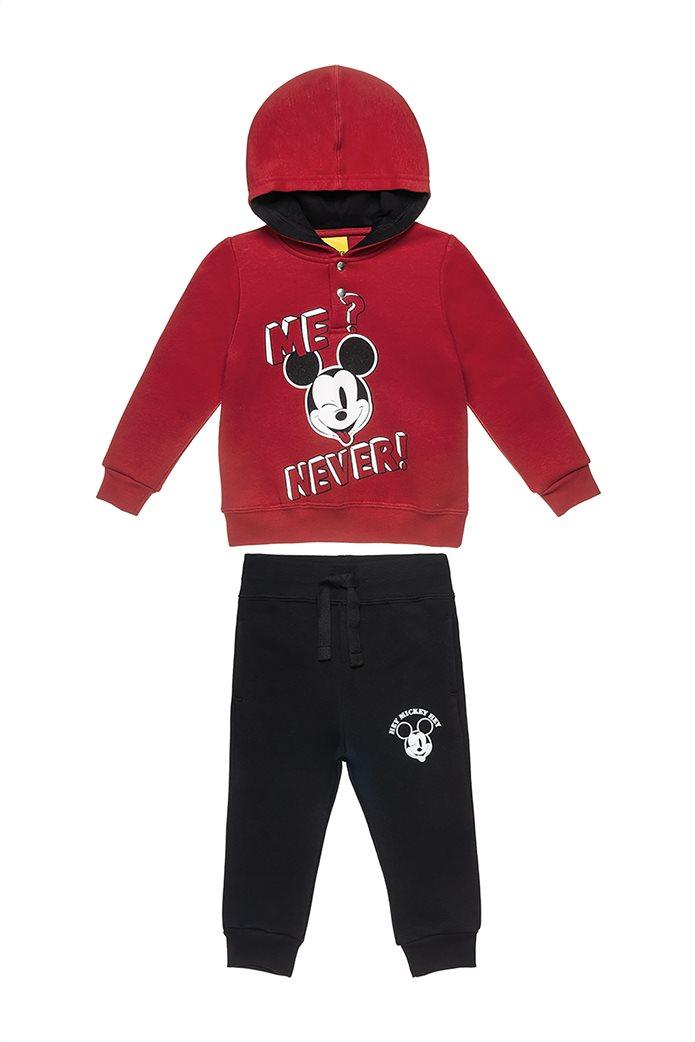 """Αlouette παιδικό σετ μπλούζα με τύπωμα """"Mickey Mouse"""" και παντελόνι  (18 μηνών-8 ετών) 0"""