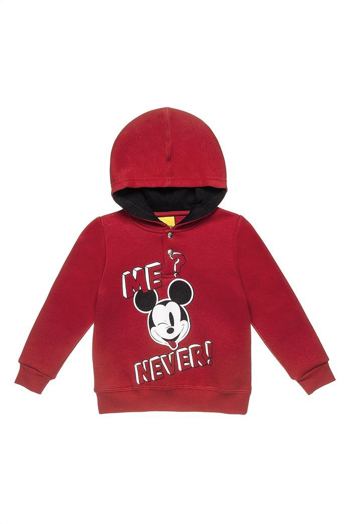 """Αlouette παιδικό σετ μπλούζα με τύπωμα """"Mickey Mouse"""" και παντελόνι  (18 μηνών-8 ετών) 1"""